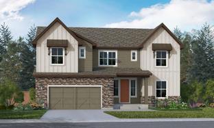 Briarwood - Sterling Ranch: Colorado Springs, Colorado - Vantage Homes