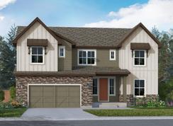 Briarwood - Forest Lakes: Monument, Colorado - Vantage Homes