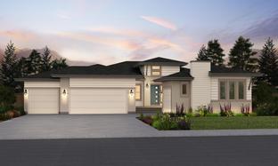 Tahoe 260 - Cordera: Colorado Springs, Colorado - Vantage Homes