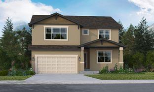 Brentwood - North Fork at Briargate: Colorado Springs, Colorado - Vantage Homes