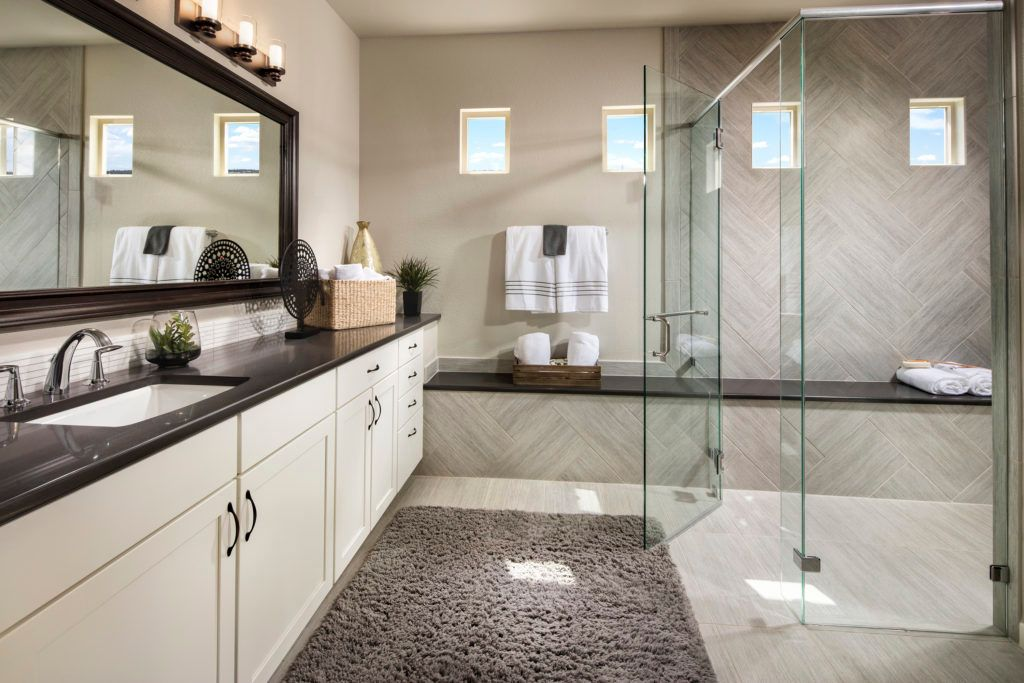 Bathroom featured in the Mustang By Vantage Homes in Colorado Springs, CO