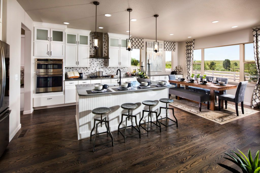 Kitchen featured in the Mustang By Vantage Homes in Colorado Springs, CO