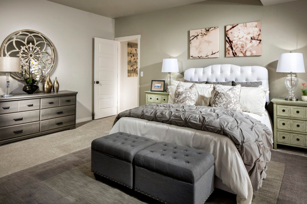 Bedroom featured in the Mustang By Vantage Homes in Colorado Springs, CO