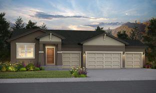 Mustang - University Park: Colorado Springs, Colorado - Vantage Homes