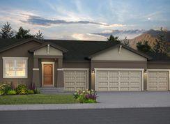 Mustang - Sterling Ranch: Colorado Springs, Colorado - Vantage Homes
