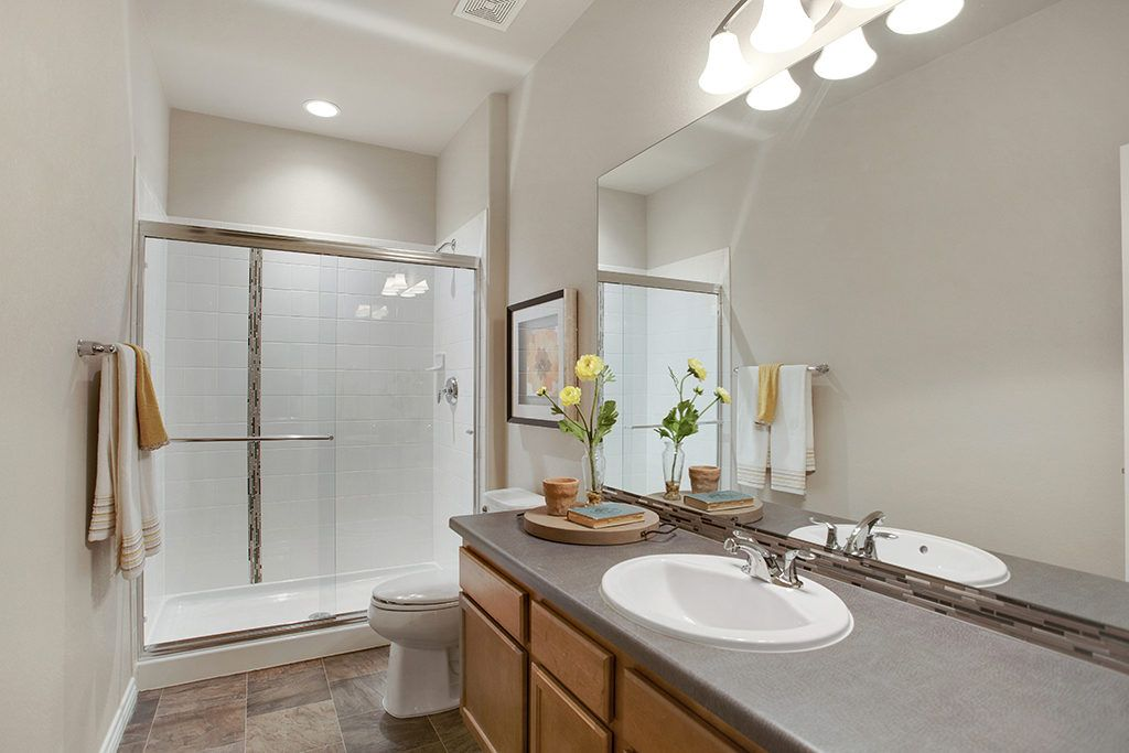 Bathroom featured in the Berkeley By Vantage Homes in Colorado Springs, CO