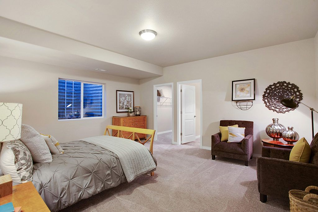 Bedroom featured in the Berkeley By Vantage Homes in Colorado Springs, CO