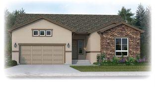 Oakridge - Retreat at TimberRidge: Colorado Springs, Colorado - Vantage Homes