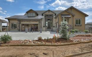 Sanctuary Pointe by Vantage Homes in Colorado Springs Colorado