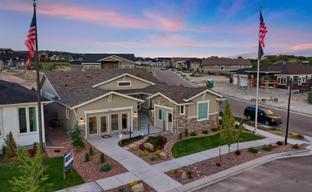 Cordera by Vantage Homes in Colorado Springs Colorado