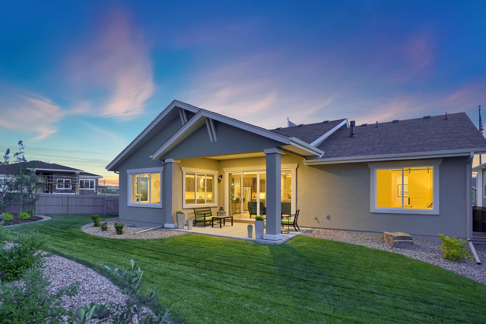 'Cordera' by Vantage Homes in Colorado Springs