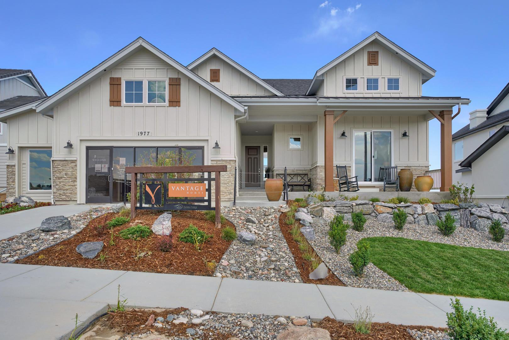 'Flying Horse' by Vantage Homes in Colorado Springs