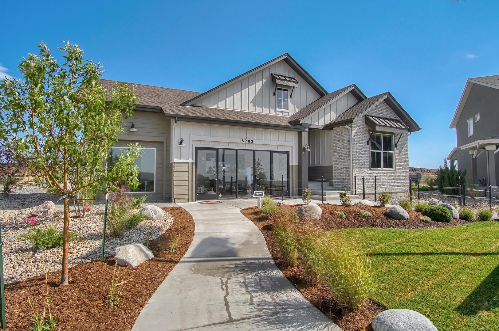 'Sterling Ranch' by Vantage Homes in Colorado Springs