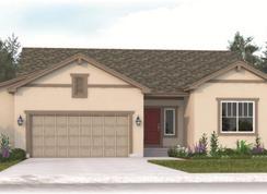 Branson - Sterling Ranch: Colorado Springs, Colorado - Vantage Homes