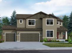 Gatewood - University Park: Colorado Springs, Colorado - Vantage Homes