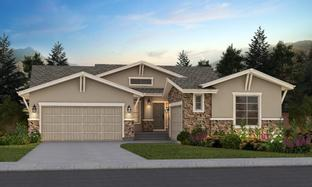 Tahoe 260 - Forest Lakes: Monument, Colorado - Vantage Homes