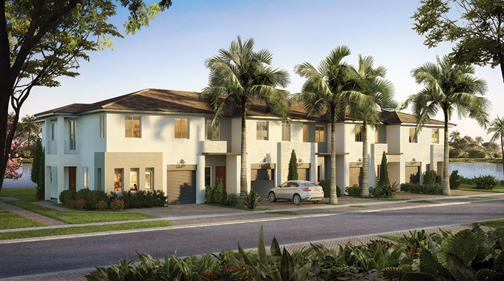GREYSON TOWNHOMES:CONTEMPORARY STYLE ARCHITECTURE