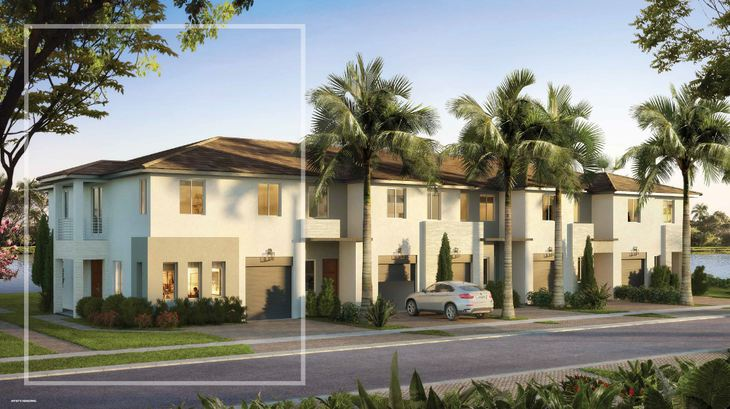 THE EMERSON:4 BEDROOMS 3.5 BATHS