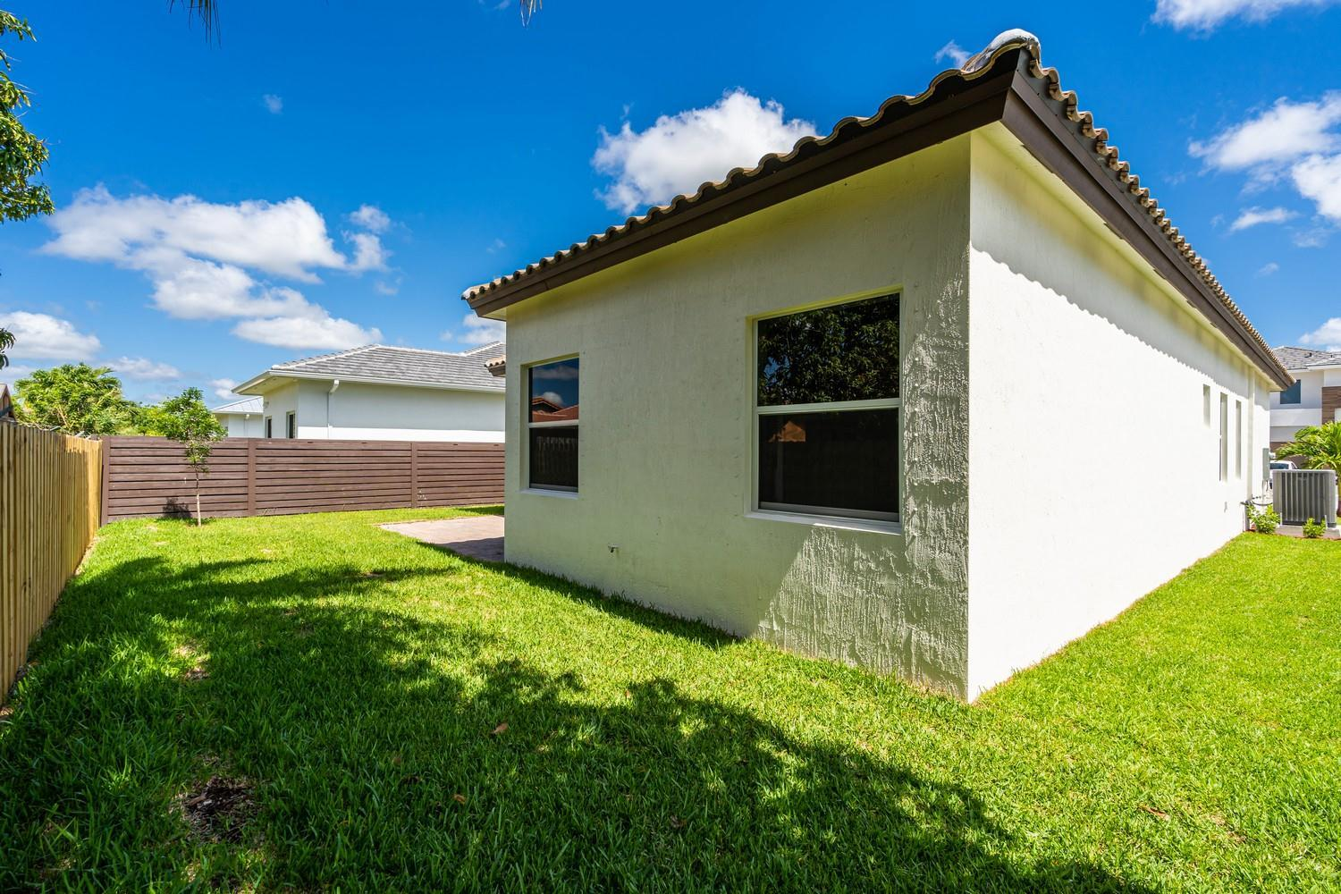 Exterior featured in the Aria 10XL By Luxcom Builders in Miami-Dade County, FL