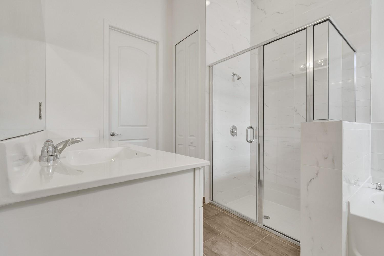 Bathroom featured in the Aria 10XL By Luxcom Builders in Miami-Dade County, FL