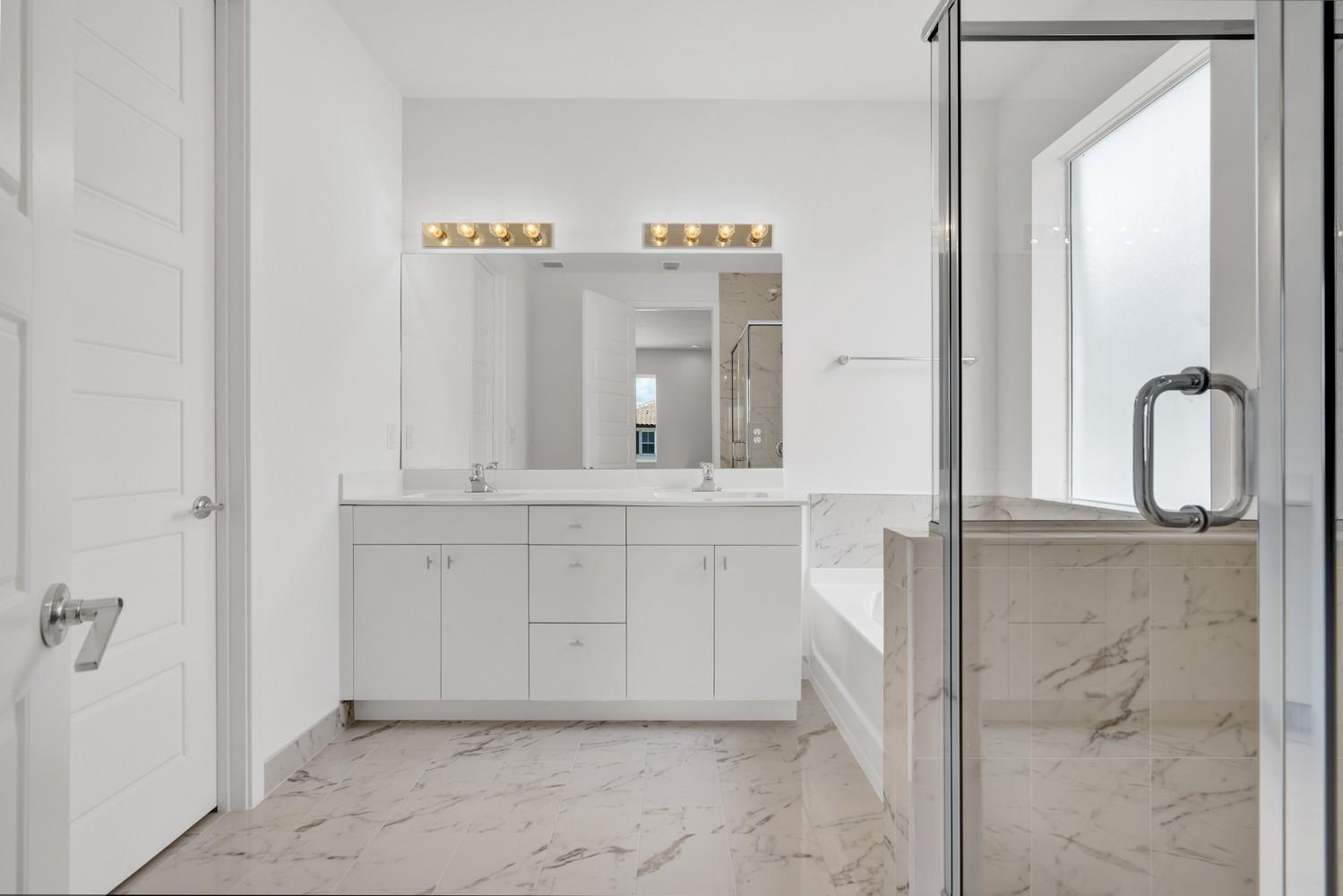 Bathroom featured in the Cole 20-DB By Luxcom Builders in Miami-Dade County, FL
