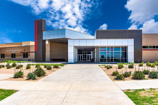 Hatton Place:Community School: Laura Bush Middle School