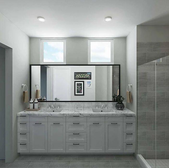 Bathroom featured in the Plan 7 By JMAC Communities Inc. in Ventura, CA