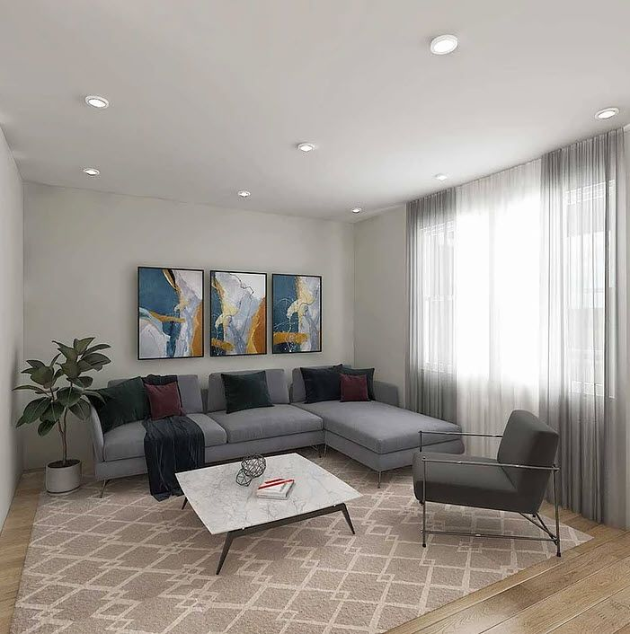 Living Area featured in the Plan 7 By JMAC Communities Inc. in Ventura, CA