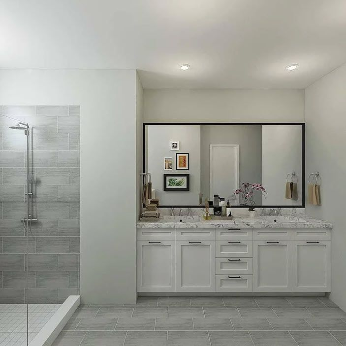 Bathroom featured in the Plan 8 By JMAC Communities Inc. in Ventura, CA