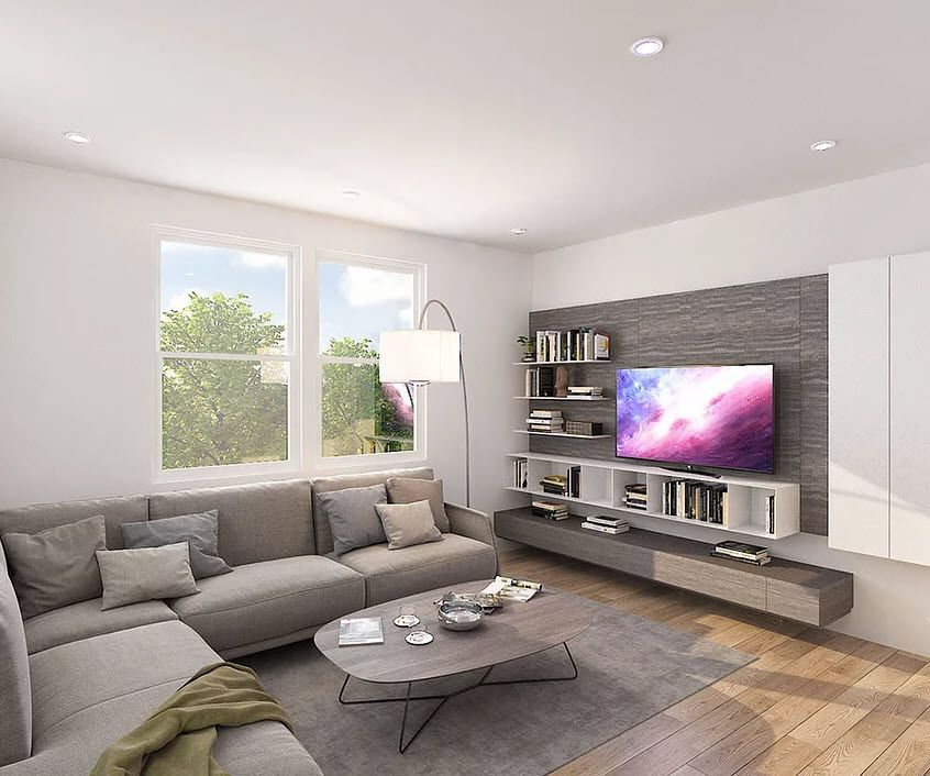 Living Area featured in the Plan 9 By JMAC Communities Inc. in Ventura, CA