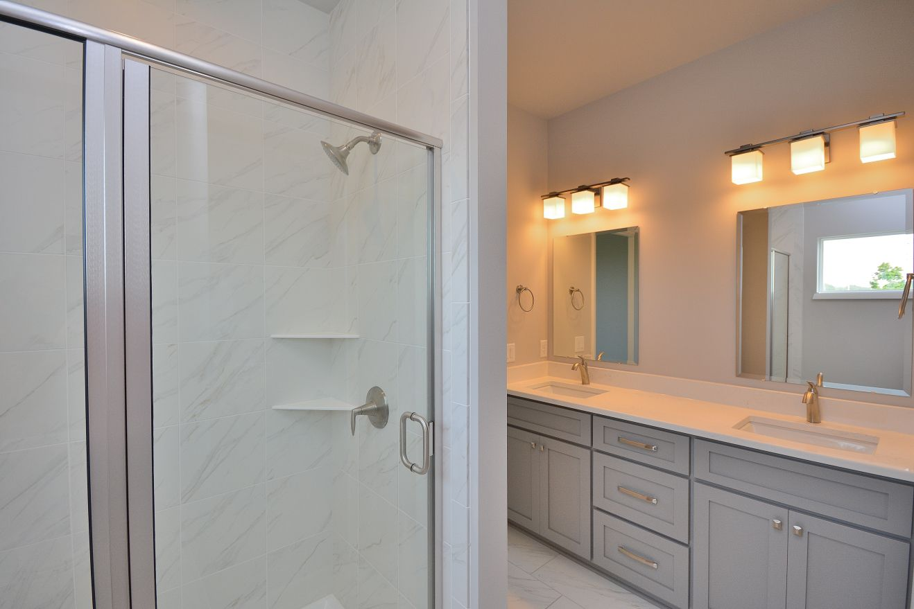 Bathroom featured in The Adler SS (Condominium) By Veridian Homes in Milwaukee-Waukesha, WI