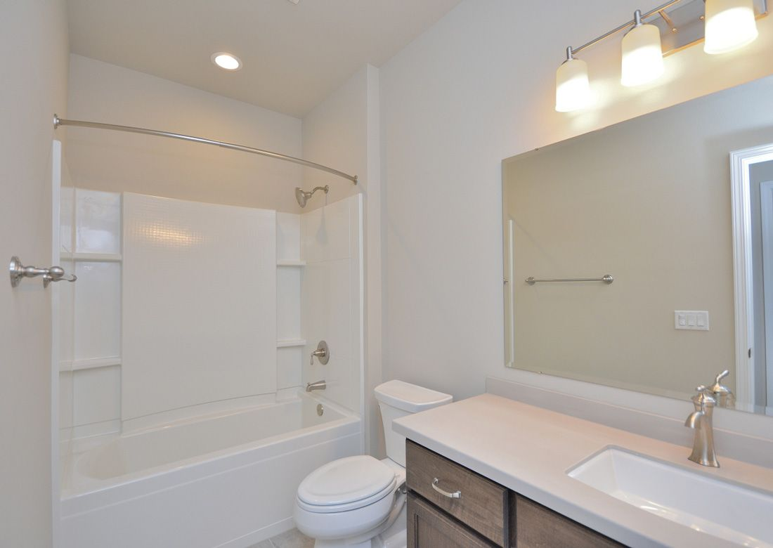 Bathroom featured in The Julian SS (Condominium) By Veridian Homes in Milwaukee-Waukesha, WI