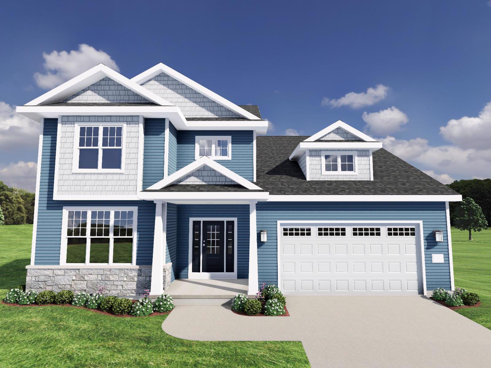 Exterior featured in The Atwood By Veridian Homes in Milwaukee-Waukesha, WI
