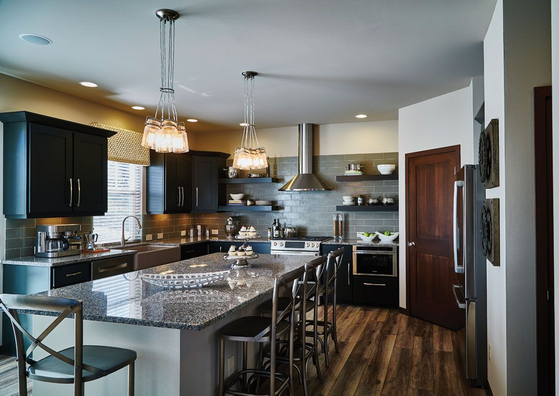 Kitchen featured in The Jackson By Veridian Homes in Madison, WI