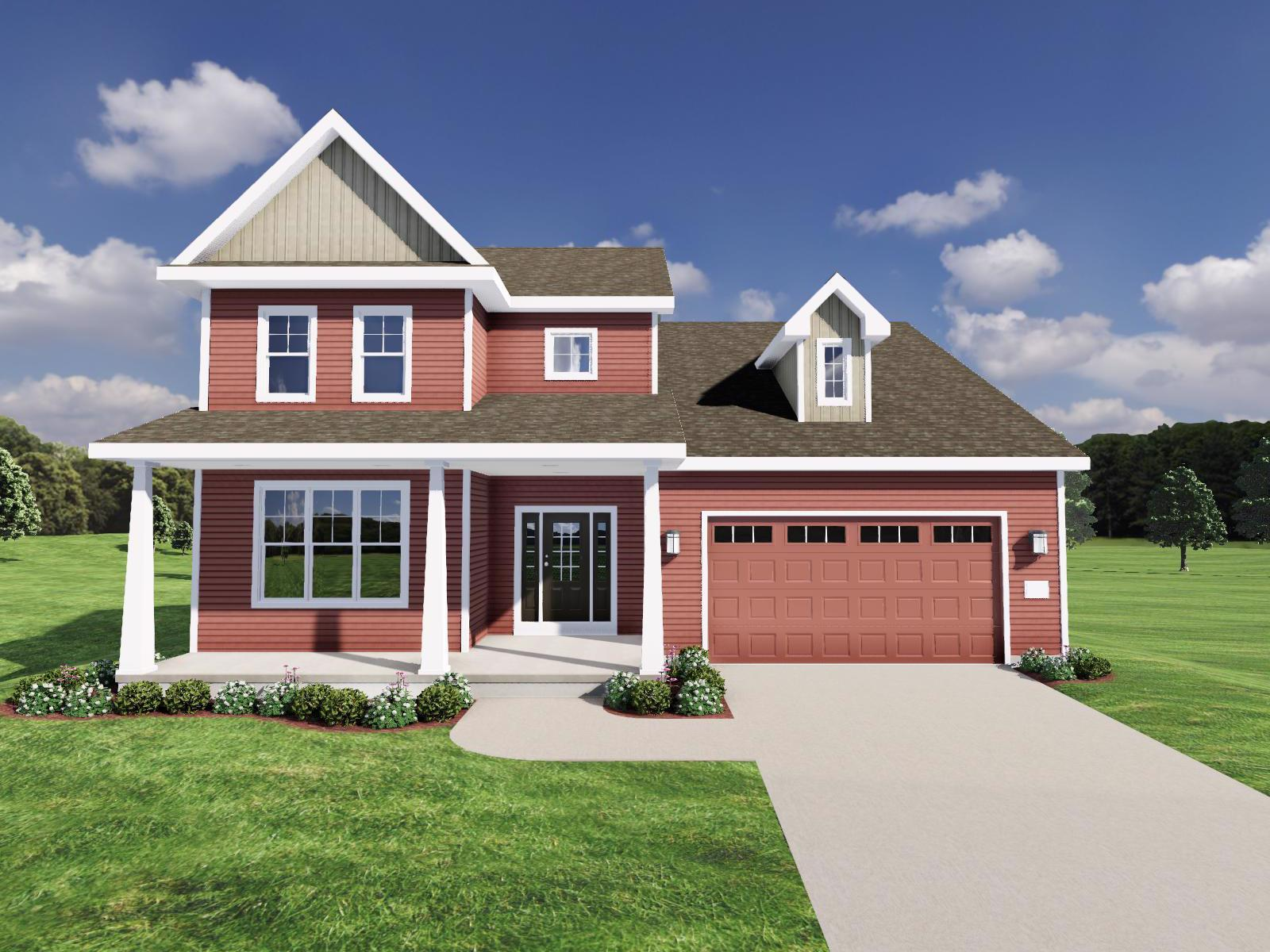 Exterior featured in The Atwood By Veridian Homes in Madison, WI