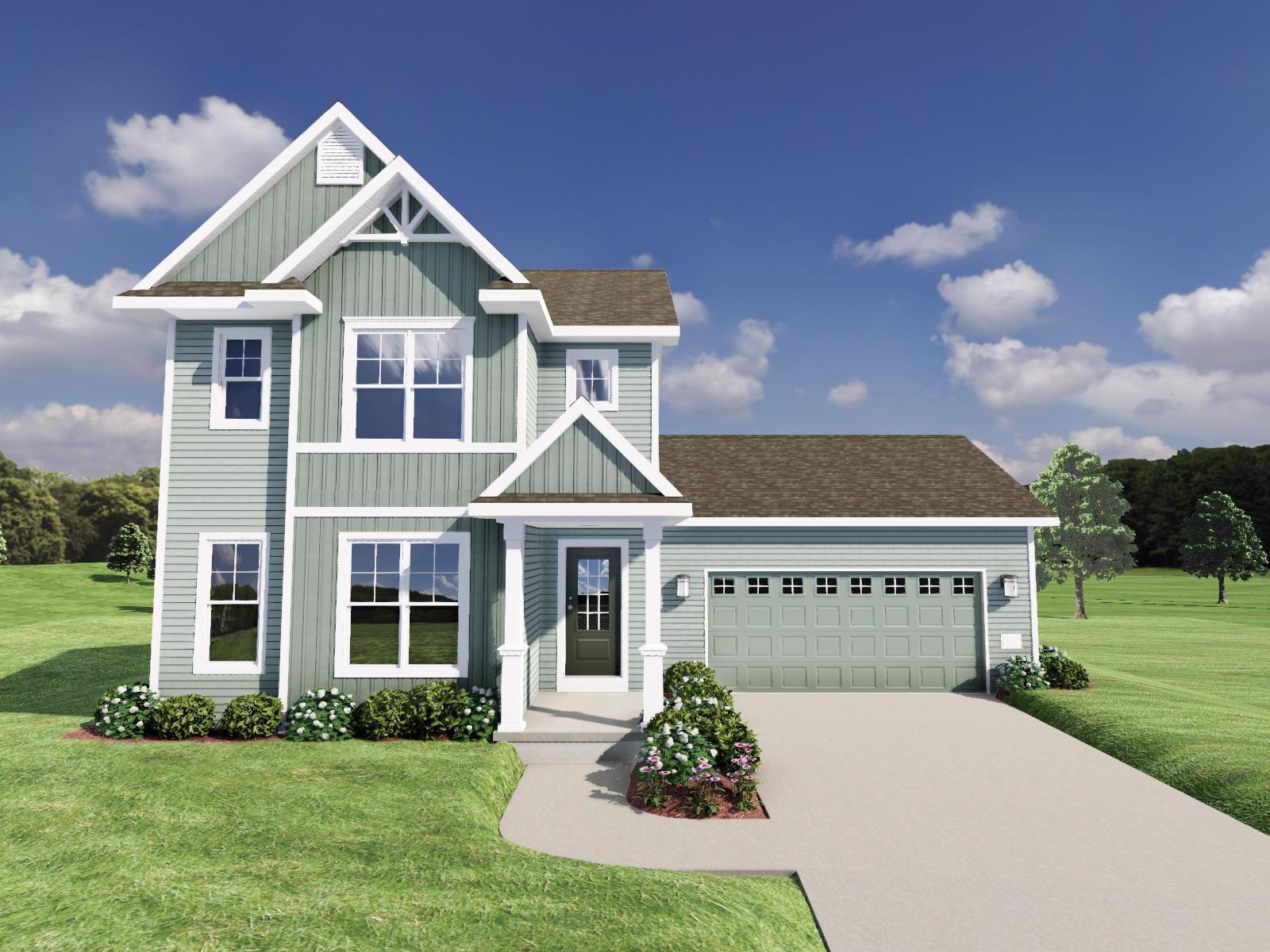 Exterior featured in The Emerald By Veridian Homes in Madison, WI