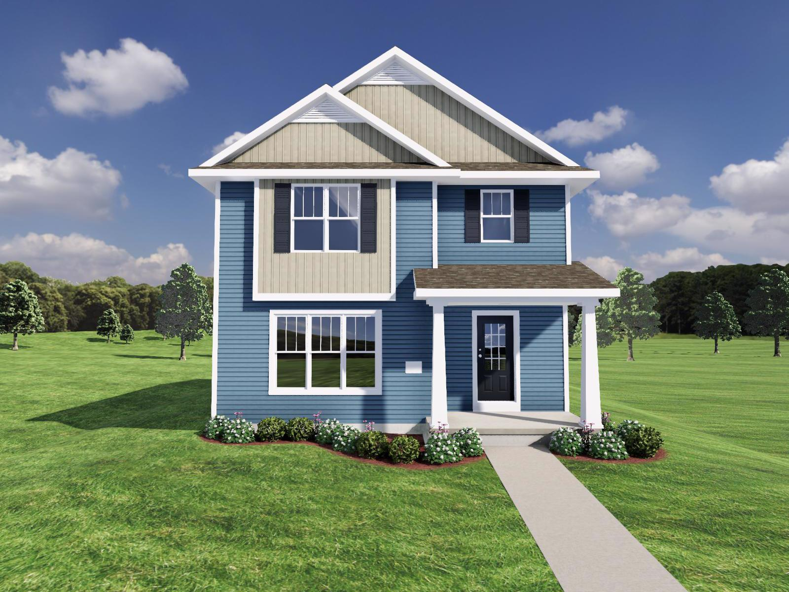 Exterior featured in The Jade By Veridian Homes in Madison, WI