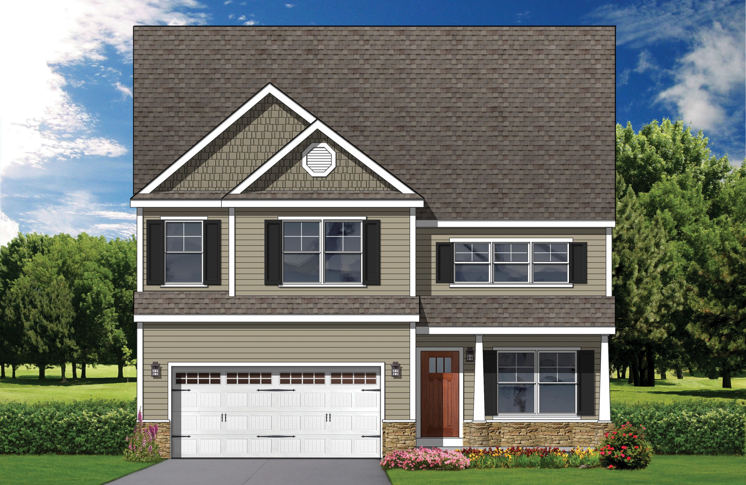 Exterior featured in the Ascot By Calcagni Real Estate in Hartford, CT