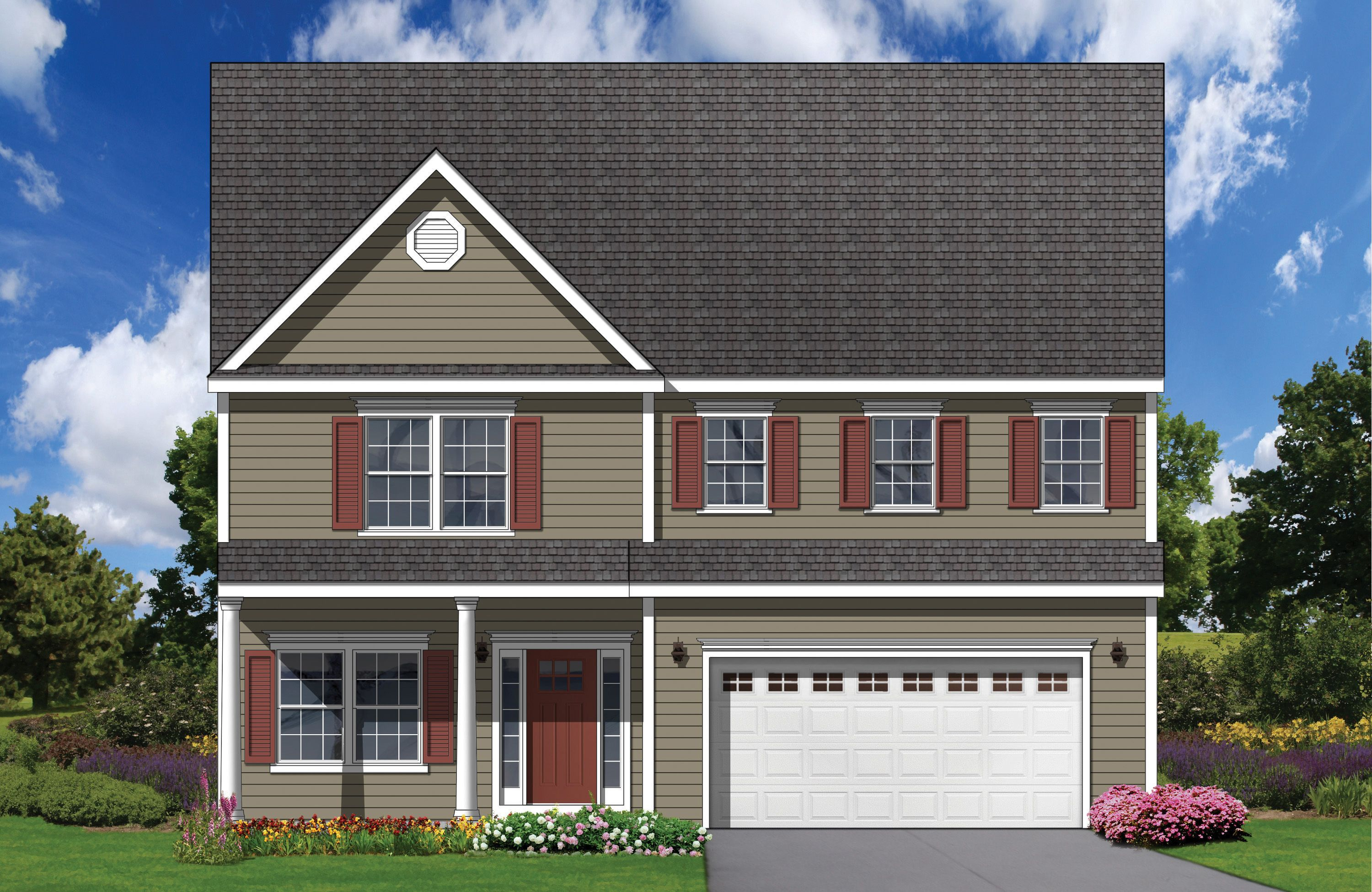 Exterior featured in the Eton By Calcagni Real Estate in Hartford, CT
