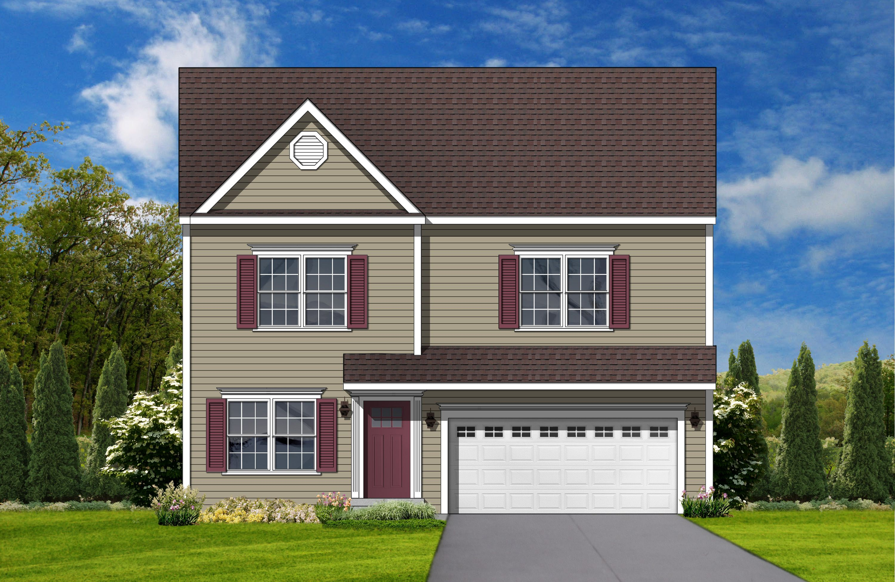 Exterior featured in the Radcliffe By Calcagni Real Estate in Hartford, CT