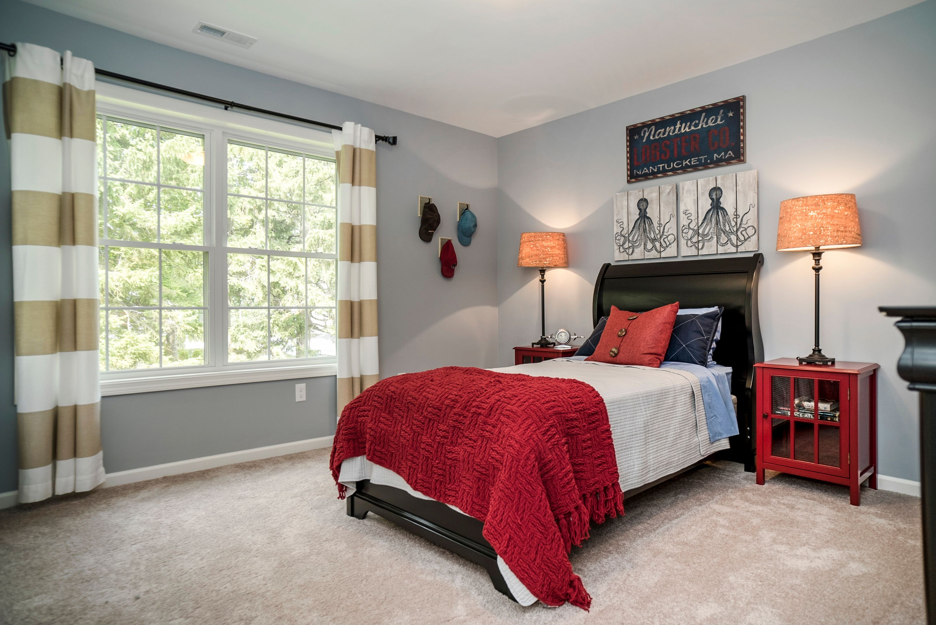 Bedroom featured in the Ascot By Calcagni Real Estate in Hartford, CT