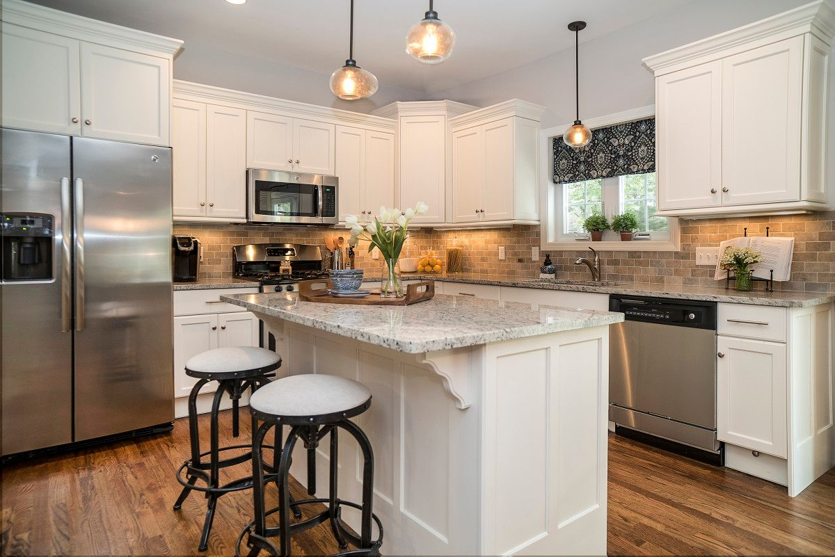 Kitchen featured in the Ascot By Calcagni Real Estate in Hartford, CT