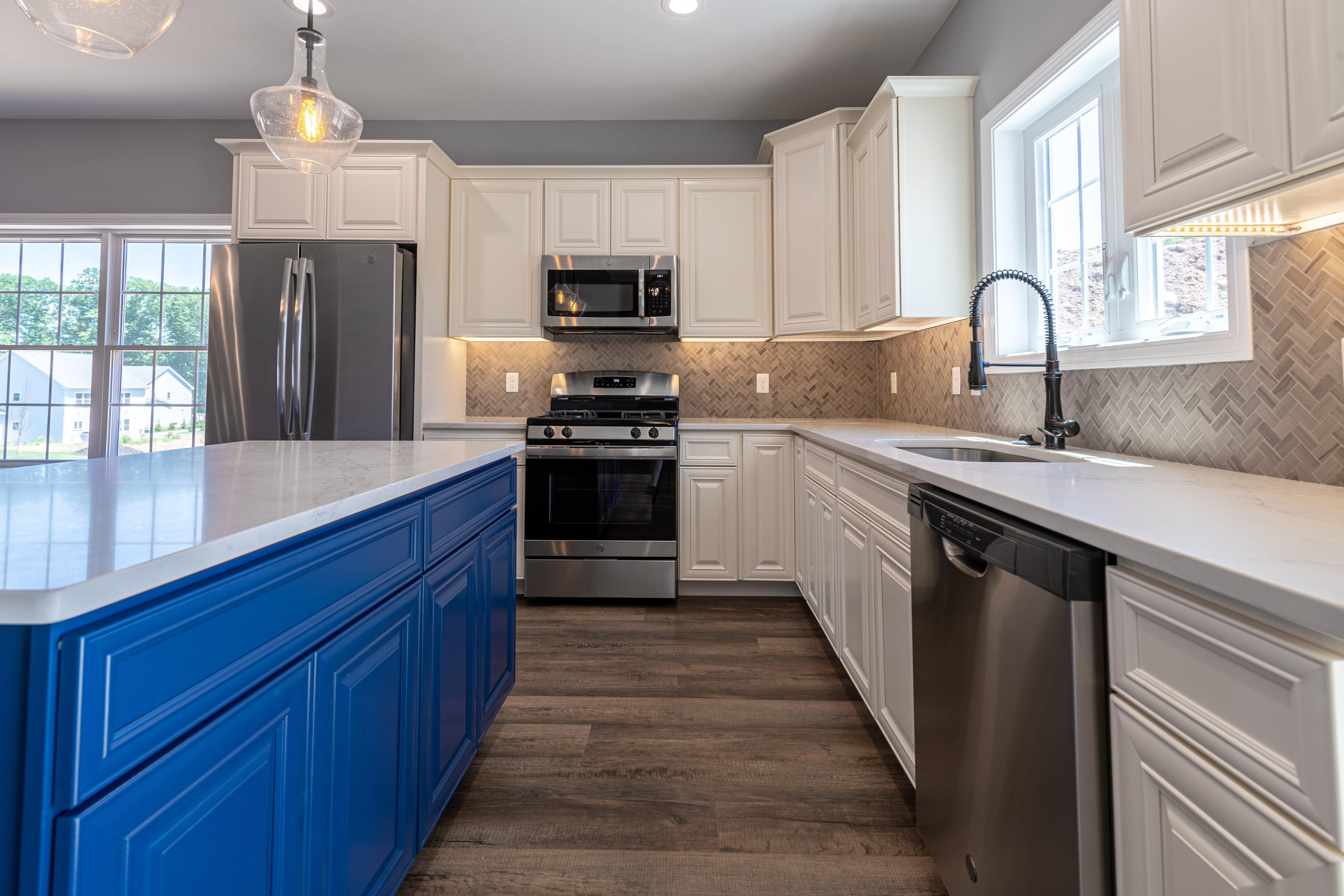 Kitchen featured in the Mansfield By Calcagni Real Estate in Hartford, CT