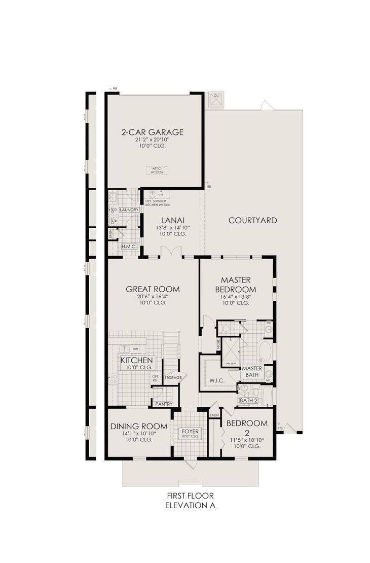 Almeria II First Floor