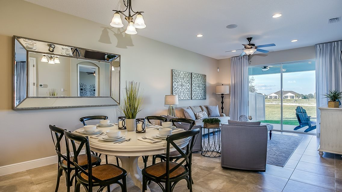 Kitchen featured in the Lindsey By Viera Builders  in Melbourne, FL