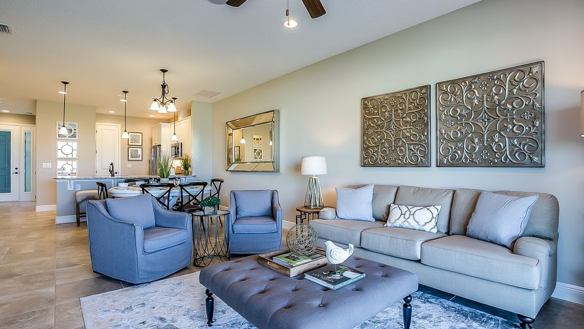 Living Area featured in the Lindsey By Viera Builders  in Melbourne, FL