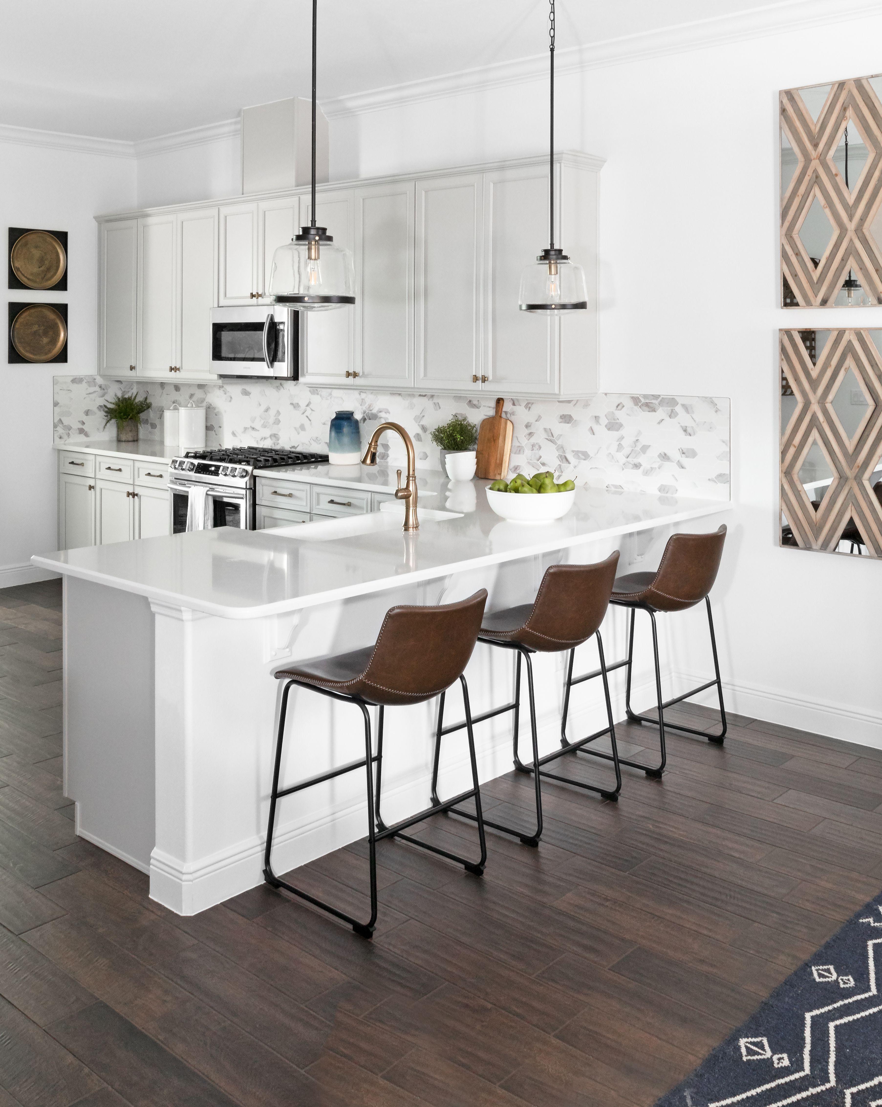 Kitchen featured in the Almeria II By Viera Builders  in Melbourne, FL