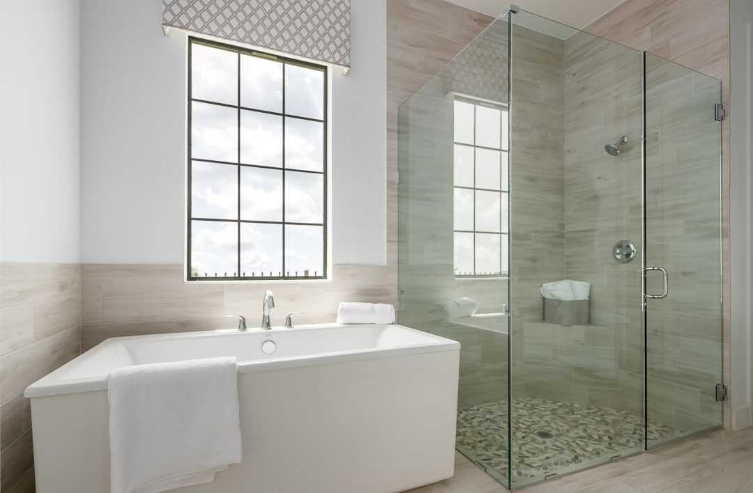 Bathroom featured in the Soria II By Viera Builders  in Melbourne, FL