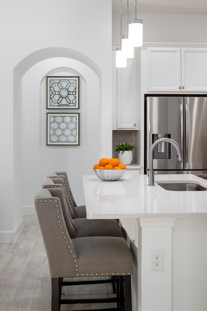 Kitchen featured in the Soria II By Viera Builders  in Melbourne, FL