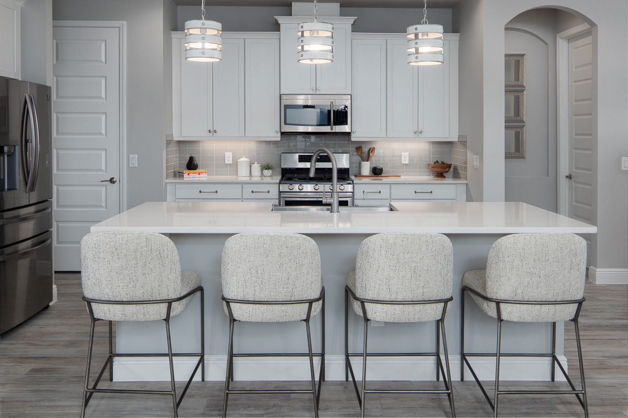 Kitchen featured in the Hartley By Viera Builders  in Melbourne, FL